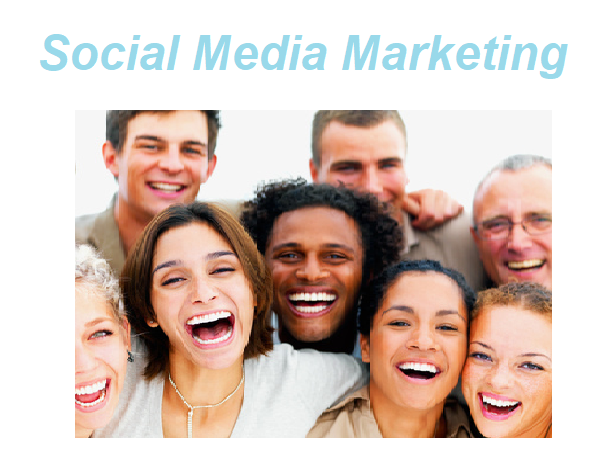 What are the 7 benefits of social media marketing?